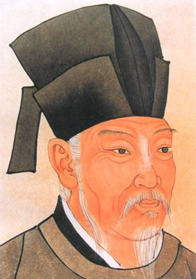 Bai Jiu Yi portrait