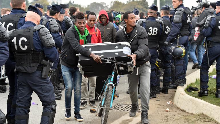 déménagement Calais