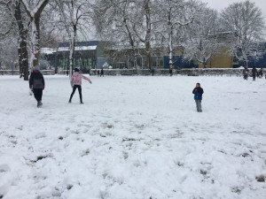 square neige