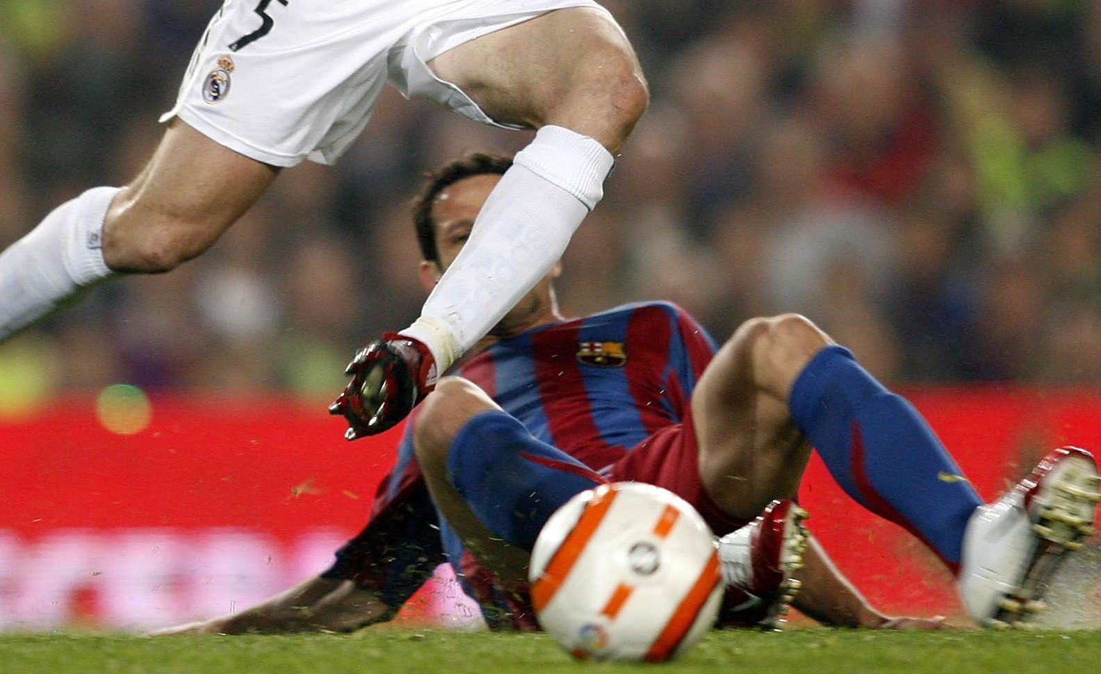 - Barcelone/Real de Madrid- Liga - 01.04.2006