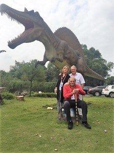 Dinosaure Jack Aggie