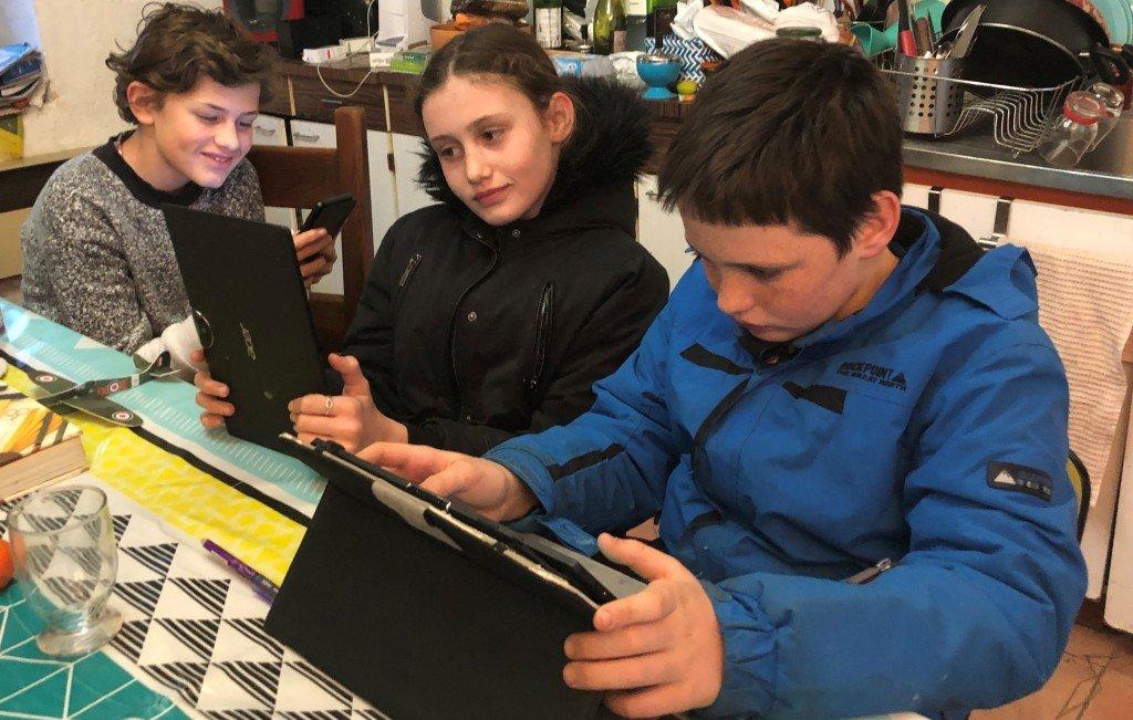Enfantrs tablette