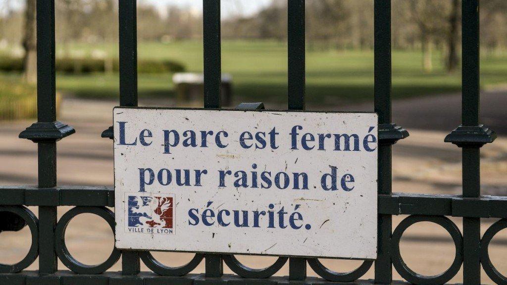 Parc fermé covid