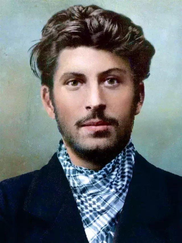 Staline 1902